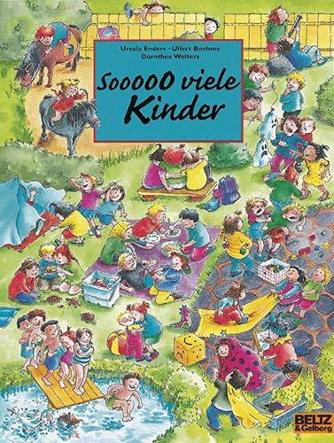9783407793294: Sooo viele Kinder.