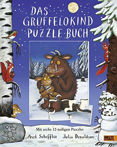 9783407793546: Der Grüffelo. Das Grüffelokind-Puzzle-Buch