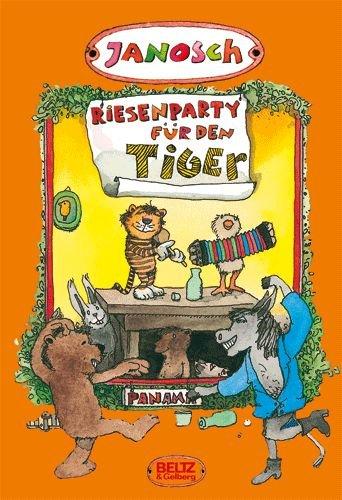 9783407793553: Riesenparty für den Tiger