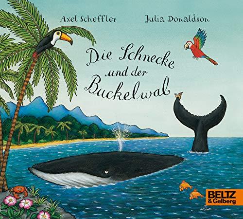 9783407793577: Die Schnecke und der Buckelwal