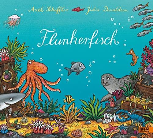 9783407793638: Flunkerfisch