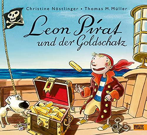 9783407793836: Leon Pirat und der Goldschatz