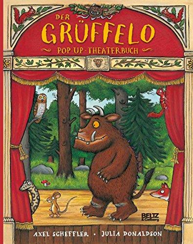 9783407793935: Der Grüffelo. Pop-up-Theaterbuch: Mit Pop-up-Theaterbühne, Programmheft mit Spielanleitung, Spielfiguren