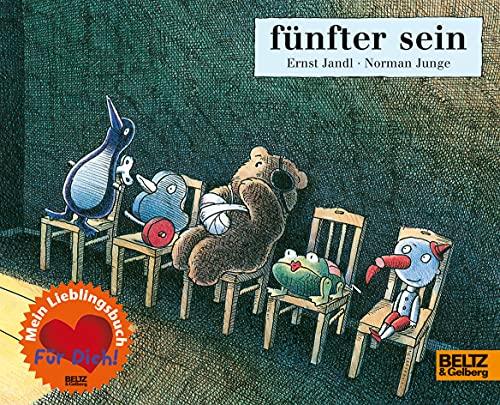 9783407794017: fünfter sein: Mein Lieblingsbuch Für Dich!