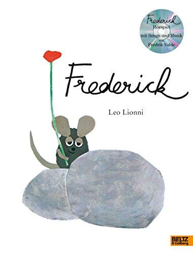 9783407794109: Frederick: Vierfarbiges Bilderbuch und Hörspiel mit Songs und Musik von Fredrik Vahle