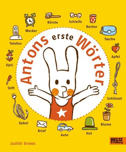 9783407794406: Antons erste Wörter: Vierfarbiges Pappbilderbuch