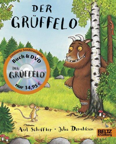 9783407794451: Der Grüffelo. Buch und DVD
