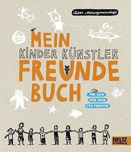9783407794758: Mein Kinder Künstler Freundebuch