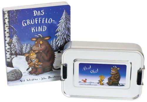 9783407794932: Grüffelokind + Grüffelokind-Butterbrotdose