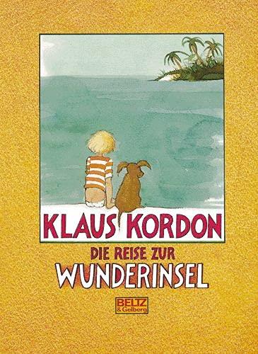 9783407795229: Die Reise zur Wunderinsel.