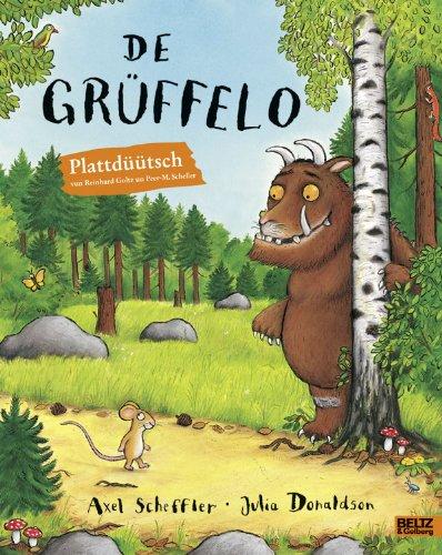 9783407795519: De Grüffelo : Plattdeutsche Ausgabe