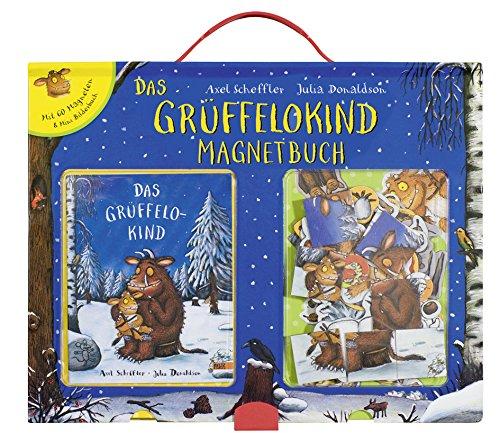 9783407795533: Grüffelokind Magnetbuch: Mit 60 Magneten und Mini-Bilderbuch im Spielbuchkoffer