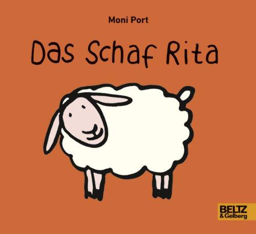 9783407795618: Das Schaf Rita: Vierfarbiges Pappbilderbuch