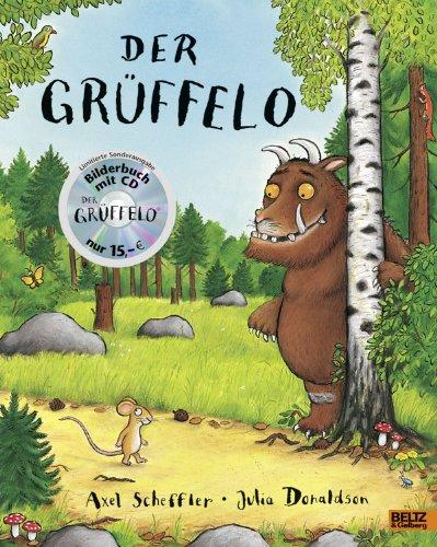 9783407795878: Der Grüffelo + CD