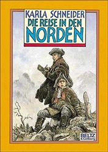 9783407796714: Die Reise in den Norden