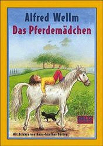 9783407797384: Das Pferdemädchen. Roman