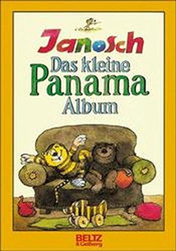 9783407797797: Das kleine Panama-Album