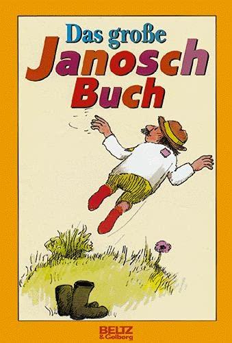 9783407797964: Das Grosse Janosch Buch (German Edition)