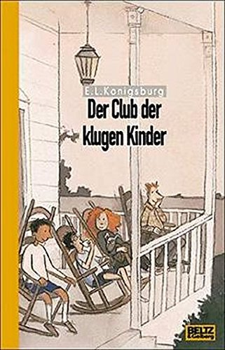 9783407798039: Der Club der Klugen Kinder