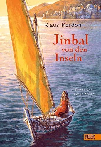 9783407798701: Jinbal von den Inseln