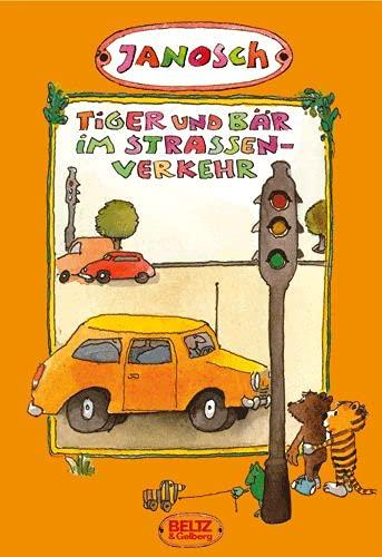 9783407798909: Tiger und Bär im Straßenverkehr