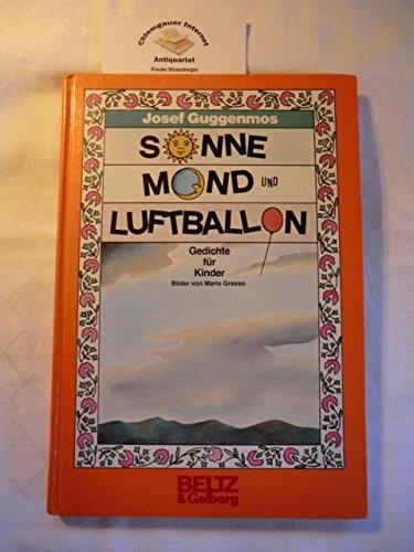 9783407801234: Sonne, Mond und Luftballon: Gedichte für Kinder (German Edition)