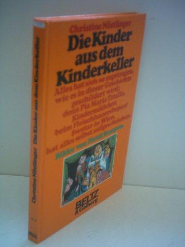 9783407802057: Die Kinder aus dem Kinderkeller.
