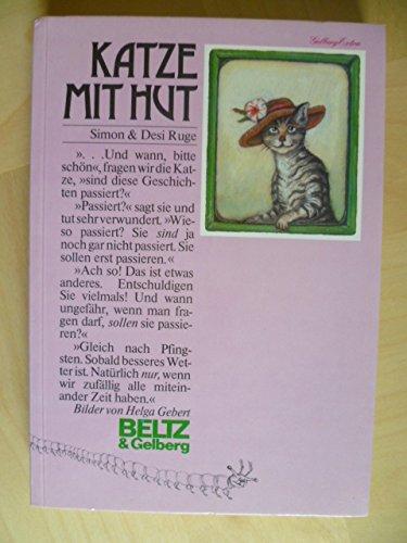 9783407803009: Katze mit Hut Roman fuer Kinder in 10 Geschichten.