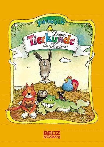 9783407803764: Kleine Tierkunde für Kinder (Beltz & Gelberg)