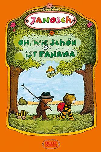 9783407805331: Oh, wie schön ist Panama. Druckschrift. SuperBuch: Die Geschichte, wie der kleine Tiger und der kleine Bär nach Panama reisen (Beltz & Gelberg)