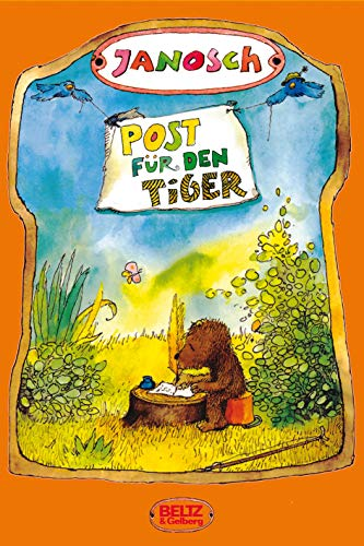 Post für den Tiger. SuperBuch: Janosch