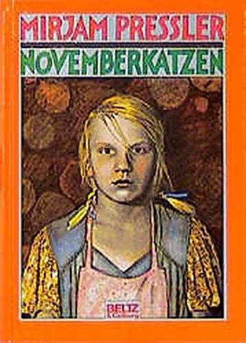 9783407805881: Novemberkatzen: Kinderroman (German Edition)