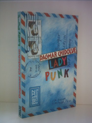 9783407806581: Lady Punk. Roman