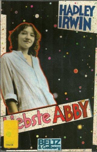 9783407806673: Liebste Abby. Erzählung