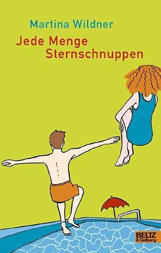 9783407809100: Jede Menge Sternschnuppen: Roman (Beltz & Gelberg)
