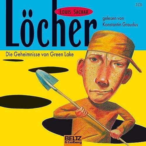9783407810366: Löcher: Die Geheimnisse von Green Lake