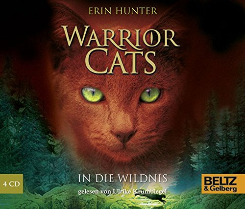 9783407810458: Warrior Cats 01. In die Wildnis