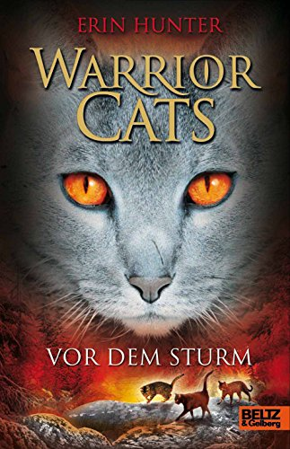 9783407810564: Warrior Cats Staffel 1/04. Vor dem Sturm