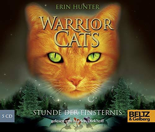 9783407810663: Warrior Cats, Stunde der Finsternis, 5 Audio-CDs