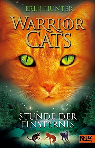 9783407810694: Warrior Cats Staffel 1/06. Stunde der Finsternis