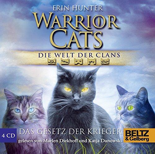 9783407810991: Warrior Cats - Die Welt der Clans: Das Gesetz der Krieger