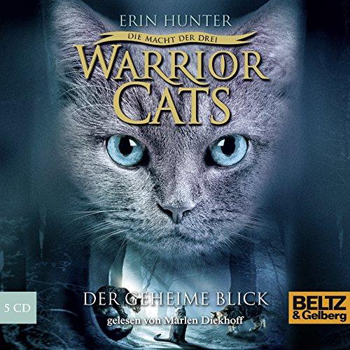 9783407811233: Warrior Cats 03. Folge 1. Die Macht der drei. Der geheime Blick.