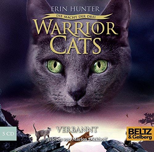 9783407811363: Warrior Cats Staffel 03/3. Die Macht der drei. Verbannt