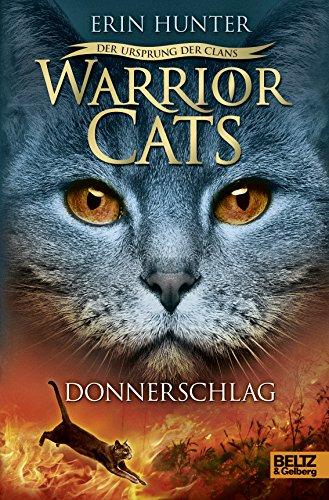 9783407812025: Warrior Cats Staffel 05/02. Der Ursprung der Clans. Donnerschlag