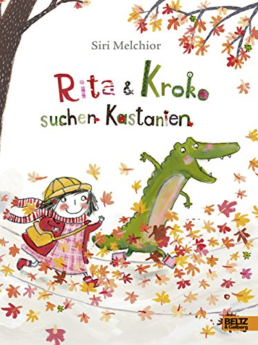 9783407820891: Rita und Kroko suchen Kastanien: Vierfarbiges Bilderbuch