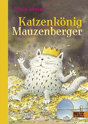 9783407820938: Katzenk�nig Mauzenberger: Eine lange Geschichte