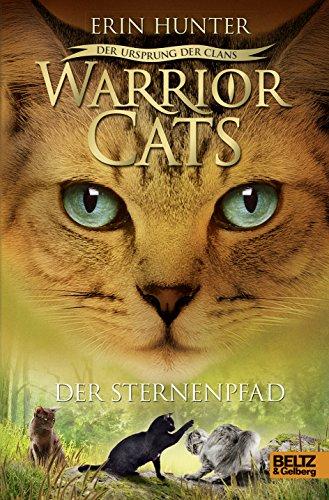 9783407821751: Warrior Cats Staffel 5/06. Der Ursprung der Clans. Der Sternenpfad