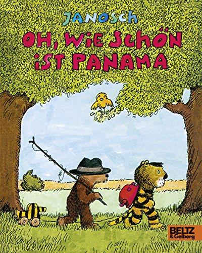 9783407823465: Oh, wie schön ist Panama: Vierfarbiges Pappbilderbuch