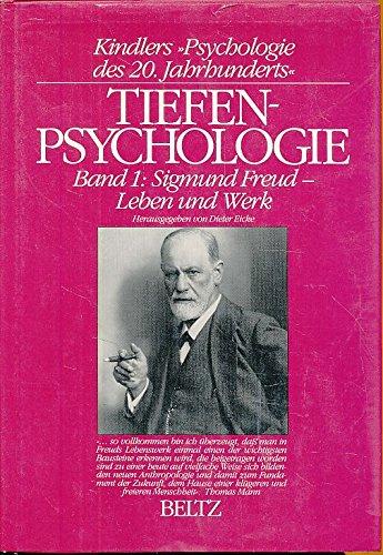 9783407830395: Sigmund Freud. Leben und Werk. (= Tiefenpsychologie, 1).