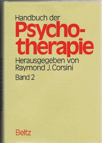 9783407830579: Handbuch der Psychotherapie [von Raymond J. Corsini]; Herausgeber und Bearbeiter der deutschen Ausgabe: Gerd Wenninger,